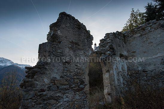 Ruine St. Peter Tanas