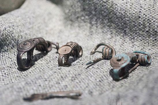 Eisenzeitliche Fibeln