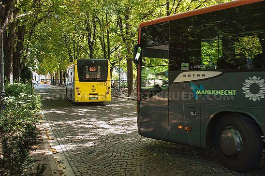 Linienbusse in Bozen