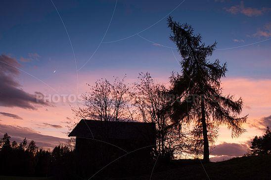 Rittner Abendhimmel