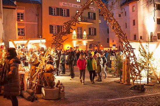 Weihnachtsmarkt Glurns