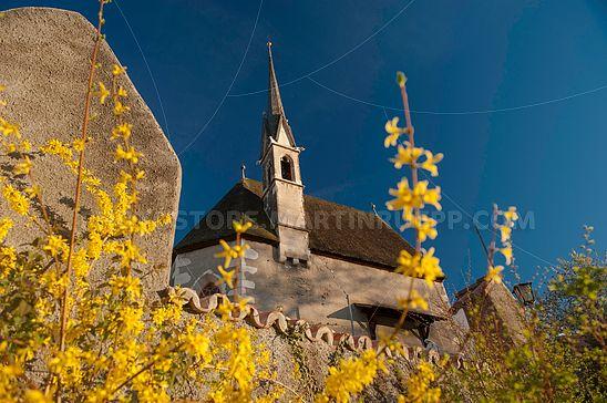St. Walburg in Göflan