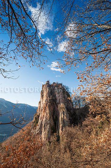 Die Ruine Greifenstein