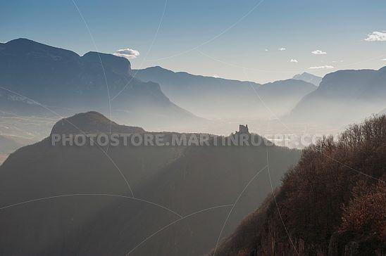 Südlicher Mitterberg und Leuchtenburg