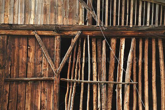 Bäuerliche Architektur