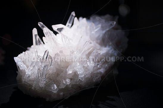 Quarzkristall