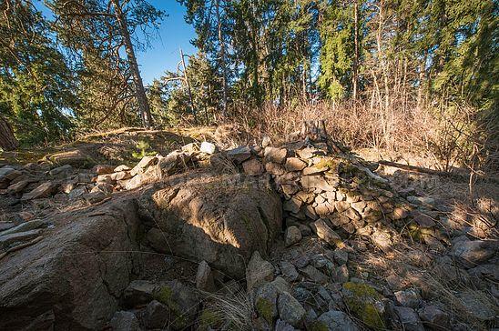 Archäologische Stätte Wallneregg am Ritten