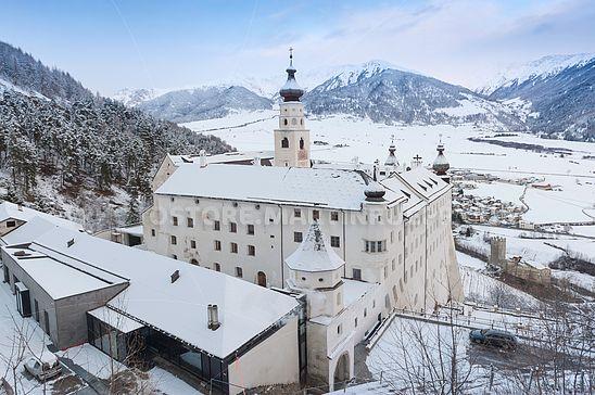 Die Benediktinerabtei Marienberg