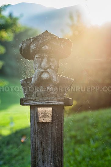 Tattermandl-Denkmal Gufidaun