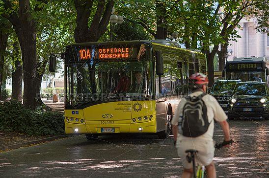 Linienbus Bozen