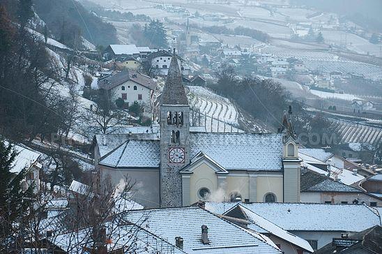 Pfarrkirche St. Bartholomäus in Montan