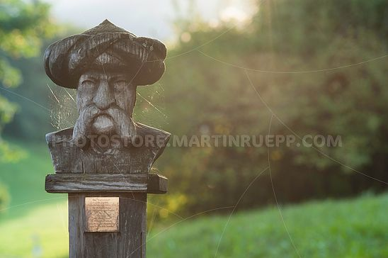 Tattermandl-Skulptur