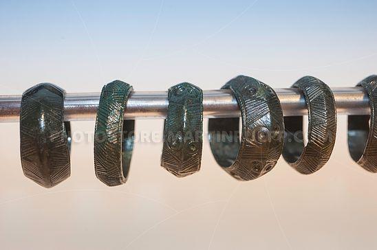 Eisenzeitliche Bronze-Fingerringe