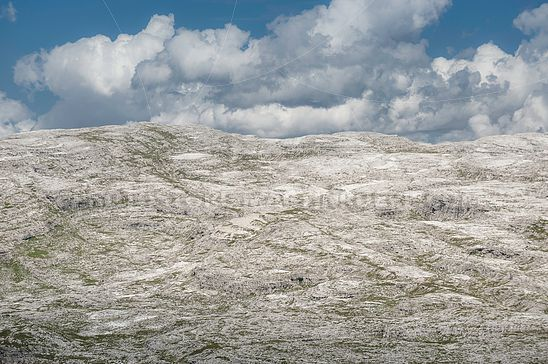 Dolomitenkarst der Puez-Hochfläche
