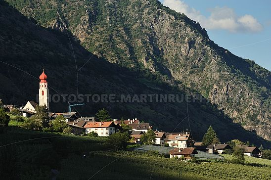 Tschars im Vinschgau