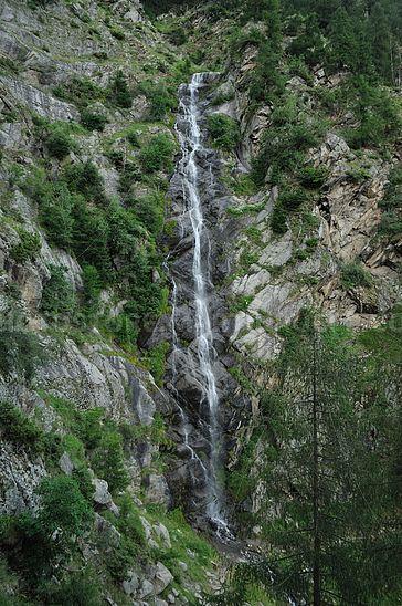 Wasserfall Naturns