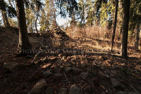 Archäologische Stätte Wallnereck