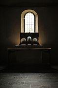 Reliquienschrein in der Stiftskirche Innichen