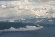 Wolkenmeer über Aldein