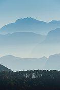 Berge des Südens