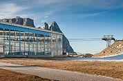 Bergstation der Seiser-Alm-Seilbahn