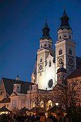 Weihnachten am Domplatz Brixen