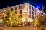 Weihnachten am Hotel Therme Meran