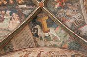 Fresken der 3. Arkade
