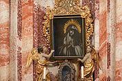 Schwarze Madonna in der Gleifkirche von Eppan