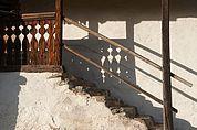 Stiegenaufgang am Plattnerhof