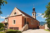 Die Wallfahrtskirche in Maria Saal bei St. Lorenzen