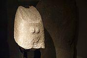 Der weibliche Menhir von Algund