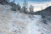 Winterweg bei Gufidaun