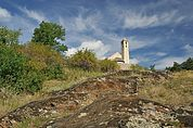 Schalenstein und St. Veit