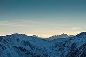 Blick vom Atzboden zur Laaser Spitze und Cevedale