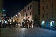 Pferdekutsche in Brixen
