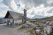 Alpini-Kapelle bei den Drei Zinnen