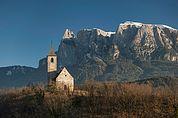 St. Andreas in Antlas und Schlern