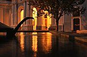 Brunnen am Domplatz Brixen