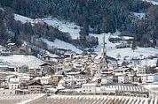 Tschengls im oberen Vinschgau