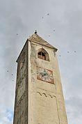 Turm von St. Michael in Tarsch