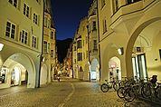 Laubengasse Brixen