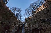 Wasserfall des Schlandraunbachs