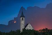 St. Andreas in Antlas am Herz-Jesu-Sonntag