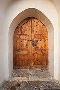 Kirchentür