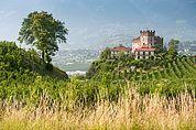 Burg Katzenstein bei Meran