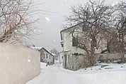 Winterdorf Tartsch