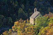 Herbstliches St. Stefan bei Morter