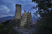 Ruine Untermontani