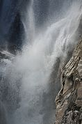 Der Wasserfall Partschins
